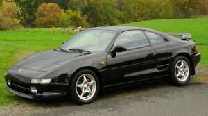 Looking For Toyota MR2