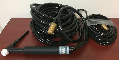 18-25 Tig Torch 350amp Water Cooled - 25 By Ck Worldwide For Weldmark