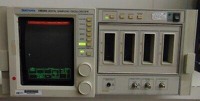 Tektronix 11801a Digital Sampling Oscilloscope