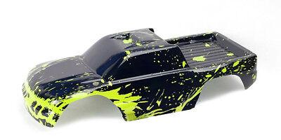 Custom Body Muddy Green for Traxxas Stampede 1/10 Truck Car Shell Cover (10 Truck Body Green)