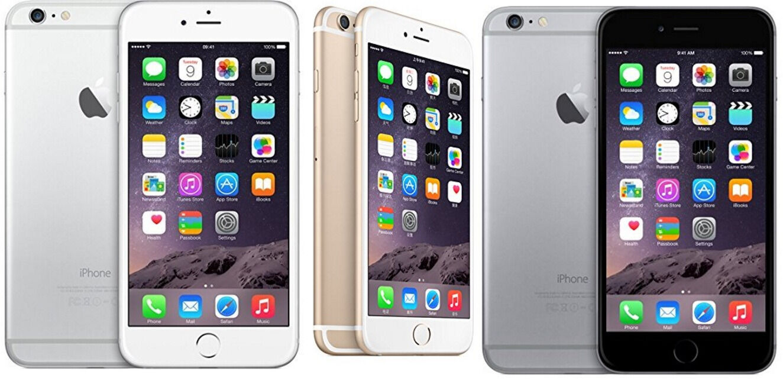 "Apple iPhone 6 16GB 64GB 128GB GSM""Factory Unlocked"" Smartphone Gold Gray Silver"