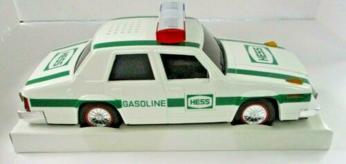 1993 HESS PATROL CAR WITH ORIGINAL BOX NEW - Pre Owned!