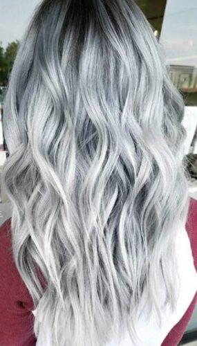 Haarfarbe Hellgrau , Granny Hell ,200 Ml Oxyd