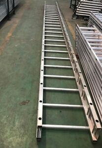 32' Twin Rail Stage / Aluminum Scaffold for Sale - NEW