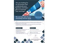 Qualified accountants for all your accounting/tax needs