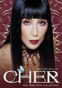 The Very Best Of Cher: The Video Hits Collection DVD