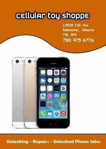 LIKE NEW - iPhone 5s 16GB Bell/Virgin