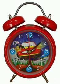 Personalised Cars Alarm Clock