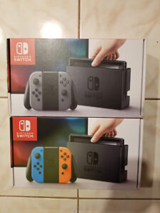 Brand New Nintendo Switch Gaming Console