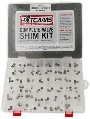 Hot Cams 7.48mm Valve Shim Kit HCSHIM01 56-0896 0925-0010 68-2073 870966 12-5660