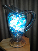 Beautiful Glass Pitcher Ambience Lamp Kitchener / Waterloo Kitchener Area Preview