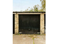 Garage in Putney - secure and dry
