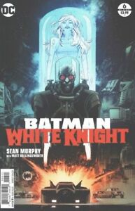 Batman White Knight #6 Cover A ... Willing to Ship
