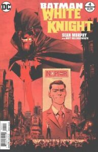 Batman White Knight #4A ... Willing to Ship