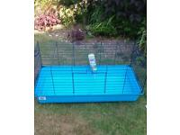 Guinea pig/rabbit enclosure