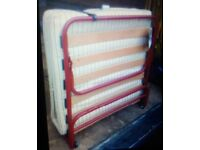 Fold up bed for sale