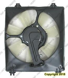 AC Fan Assembly [3.5L 2009-2014] [3.7L Manual Transmission 2010-2011]  [3.7L 2012-2013] Acura TL