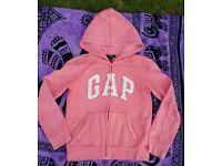 Gap hoodie age 10-11
