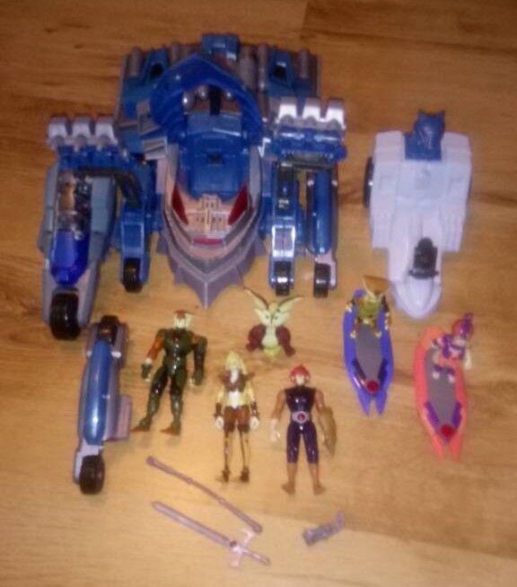 Thundercats toy bundle (good guys set)