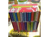Complete set of Roald Dahl books