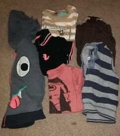 12-18 month bundle boys clothes Next/John Lewis/Mini mode