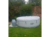 Hot tub hire £99
