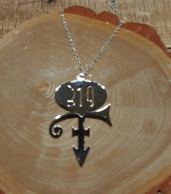 """Prince Rogers Nelson 319 Unisex Necklace 20"""" Chain Please Message Me For M/F"""