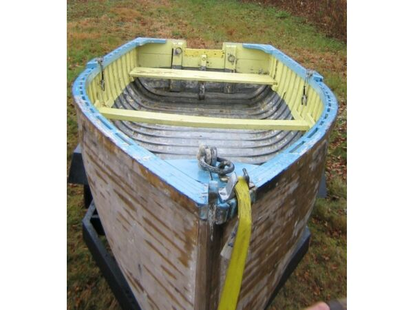 Used 1970 Other hand made wooden boat