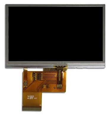 4.3 Lcd Tft With Capacitive Touch