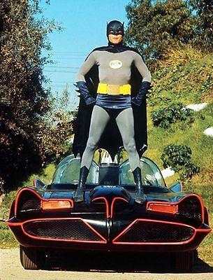 "Set Of 10 Batman TV Series 6"" x 4"" Photo Prints  Joker  Batgirl  Mr Freeze"