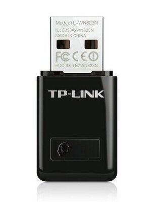 Tp-link Usb (USB Adapter Wireless Stick TP-Link Mini Wlan Netz Verbindung 300 Mbit s WPA WPA2)