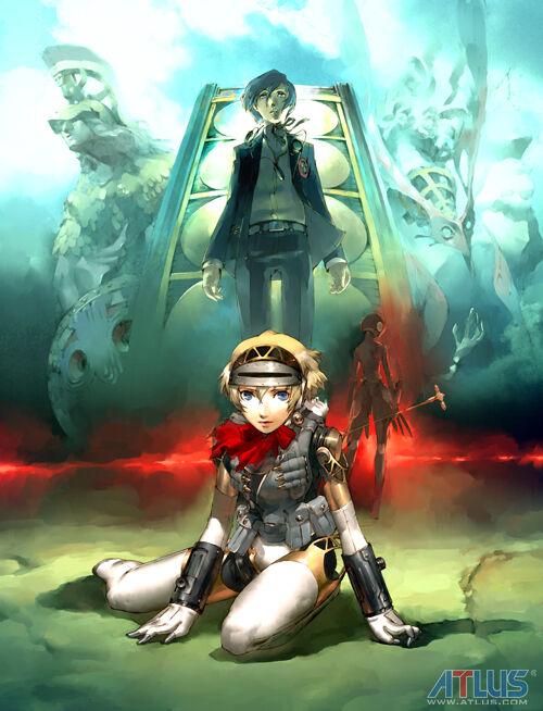 Shin Megami Tensei: Persona 3 FES (Sony PlayStation 2, 2008)