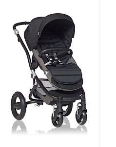Britax Affinity stroller and accessories