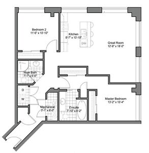 Centre Suites on 3rd, 945 3rd Ave E #409, $399,900