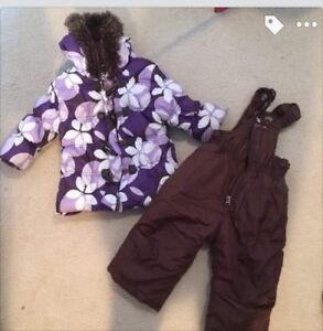 Joe fresh snowsuit