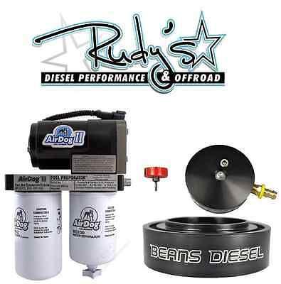 AirDog II Fuel Pump System & Sump 03-07 6.0L Ford Powerstroke A5SABF193 DF-165