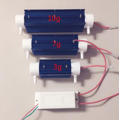 Air Supply Air Purifier - 110V Ozone Generator Quartz Tube Air Purifier (Water treatment)+Power Supply USA