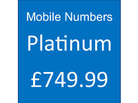 Unused and uncirculated Mobile numbers – Platinum Numbers.