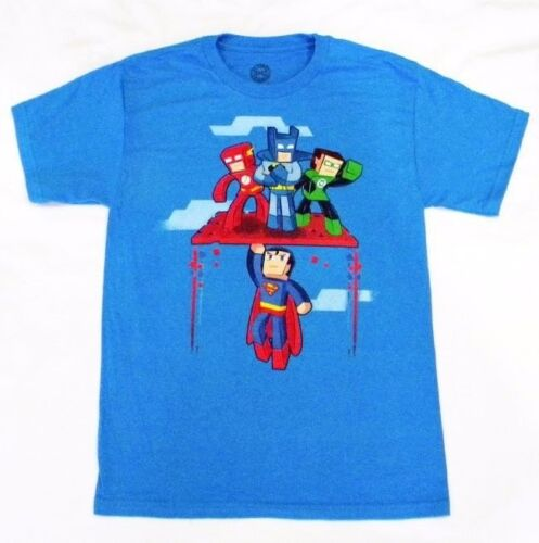DC Comics Superhero Youth's Official Licensed T-Shirt