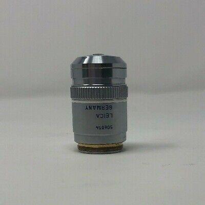 Leica Microscope Objective N Plan 100x1.20-045 W 506054