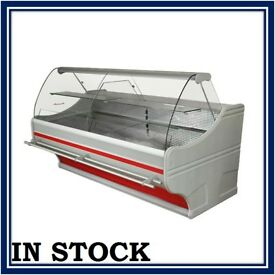 NEW £1516+VAT 200cm (6,6 feet) Serve Over Counter Display Fridge WEGA N2603