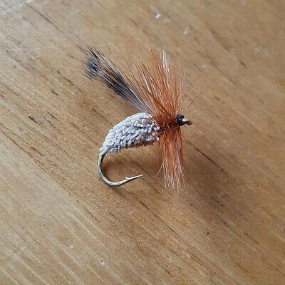 F707 Dry Fly Rio Grand King Size 12-1 Dozen Trout Flies