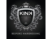 Hairdressing Apprentice / KINK LONDON