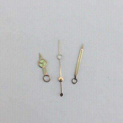 Miyota 8215 Gold Submariner Style Watch Hands For Miyota 8205, 1801, 8600 Etc