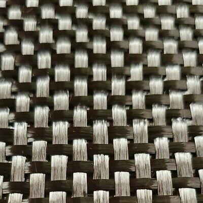 Plain Weave Carbon Fabric 12k 11.4 Oz 50