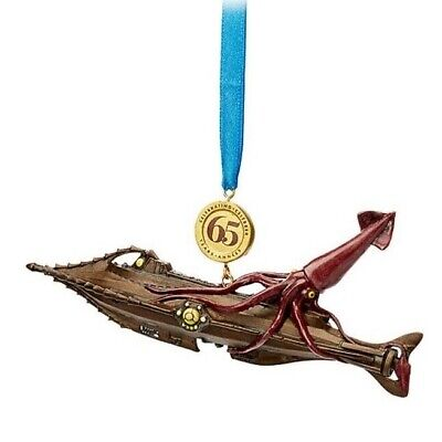 Disney Ornament Sketchbook Legacy 2019 Nautilus 20,000 Leagues Under The Sea
