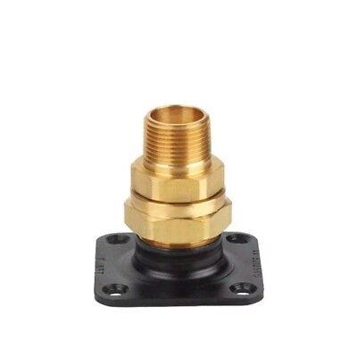 2x Gastite Flashshield Termination Square Fitting 1 Npt Xr3trm-16 - 750a.12