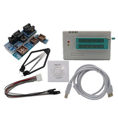 Tl866 Plus Programmer Usb Minipro Eeprom Spi Flash Avr Gal Pic Test Socket