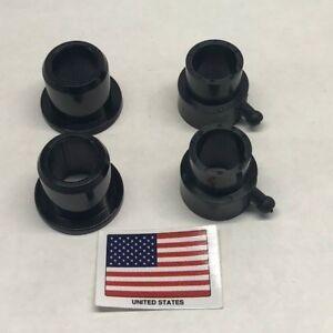 4 New*USA MADE Nylon Wheel Bushings MTD 941-0706 741-0706 941-0487