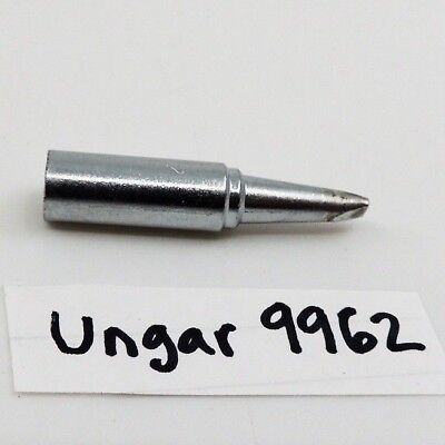 Ungar 9962 Chisel Soldering Tip New Old Stock 1 12 Long Made In The Usa